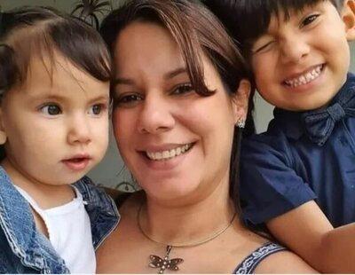 Muere la mujer que alimentó a sus hijos con su pecho para salvarlos de un naufragio