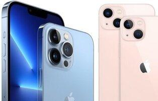Así es el nuevo iPhone 13 de Apple: modelos, precios y características