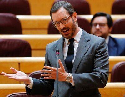 Así justifica Javier Maroto que el PP no votara a favor de reconocer los derechos de las parejas LGTBI en la UE