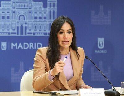 Begoña Villacís carga contra la subida del salario mínimo y Twitter le recuerda que cobra 106.000 euros de sueldo público