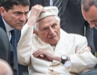 """Benedicto XVI reaparece y dice que el matrimonio igualitario es """"una deformación de la conciencia"""""""