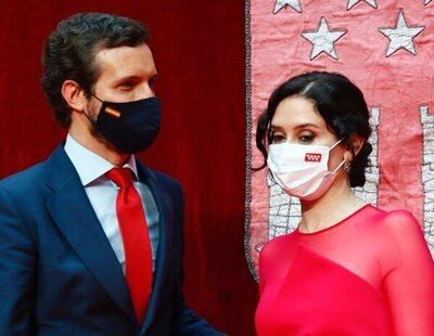 ¿Qué hay tras el conflicto entre Casado y Ayuso? Las claves de la guerra por el PP de Madrid