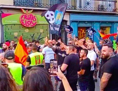 """El Gobierno llevará a la Fiscalía la manifestación neonazi en Chueca con gritos de """"fuera maricas"""""""