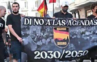 Madrid Seguro: así es la asociación neonazi detrás de la manifestación LGTBIfóbica de Chueca