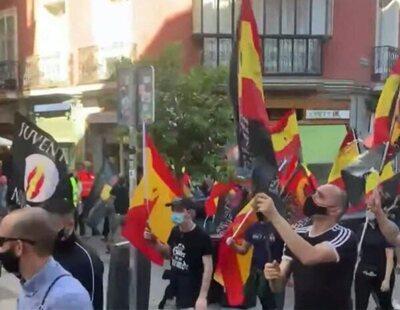 Delegación del Gobierno impone una sanción de 600 euros a los organizadores de la marcha neonazi en Madrid