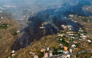 Zona catastrófica: los daños provocados por el volcán de La Palma superarán los 400 millones de euros