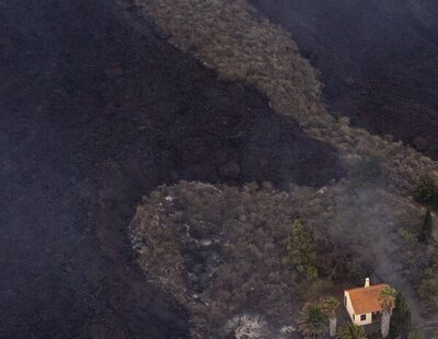 La historia de la 'casa del milagro' de La Palma: qué hay tras la única vivienda que se salvó de la lava