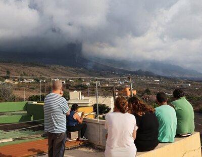 Bulo de la extrema derecha: ni hay víctimas del volcán de La Palma en polideportivos ni migrantes en hoteles de lujo