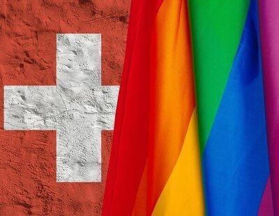 Suiza, a través de un referéndum, aprueba el matrimonio entre personas del mismo sexo