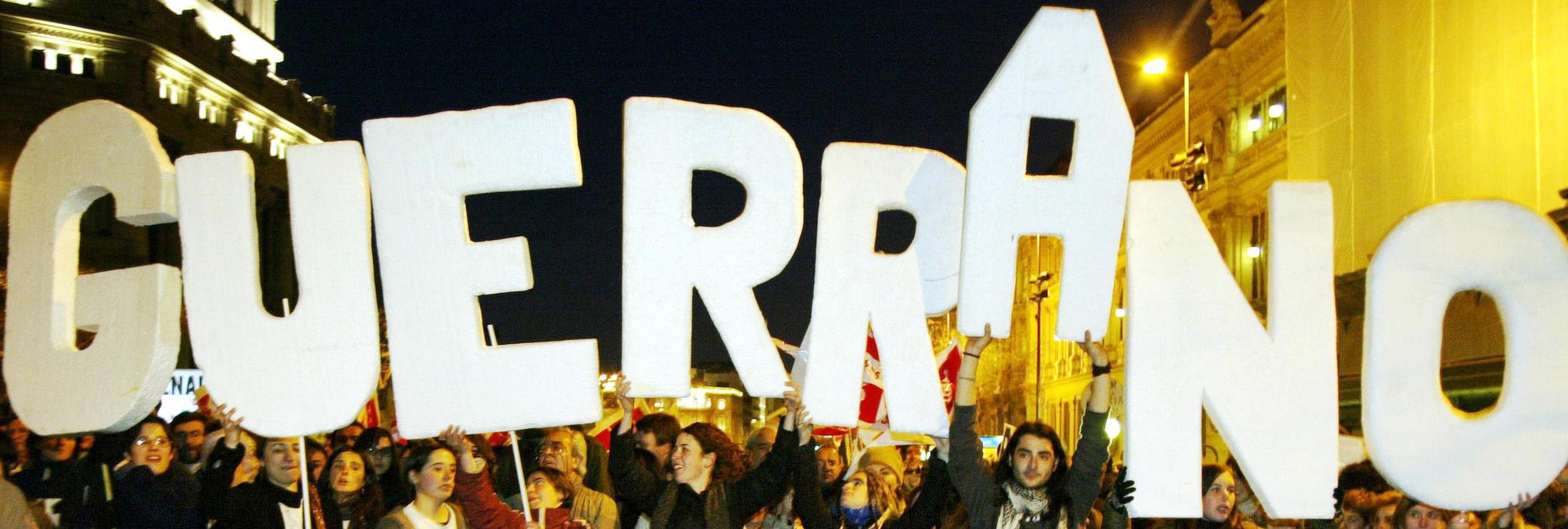 PP y Ciudadanos en contra de investigar el papel de Aznar en la guerra de Irak