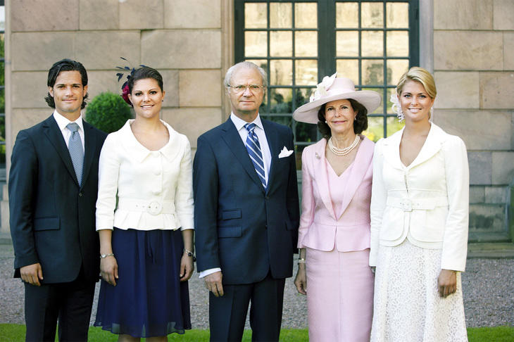 La monarquía sueca percibe 12,76 millones de euros al año