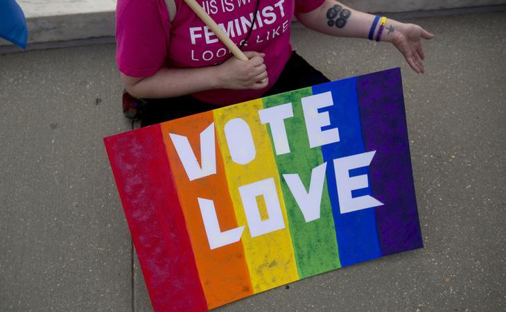 El colectivo LGTB registra cada vez más ataques en los Estados Unidos