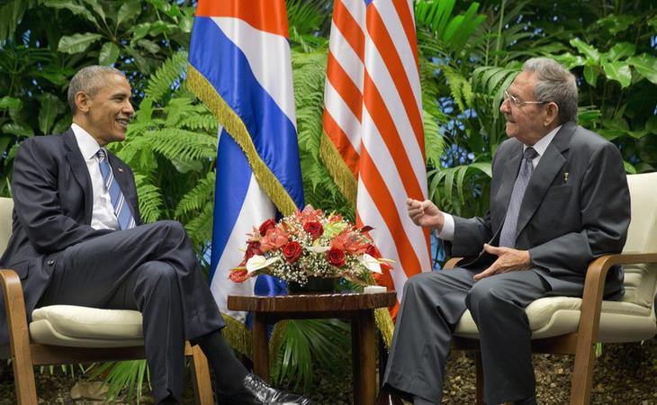 Cuba y Estados Unidos rompen el hielo