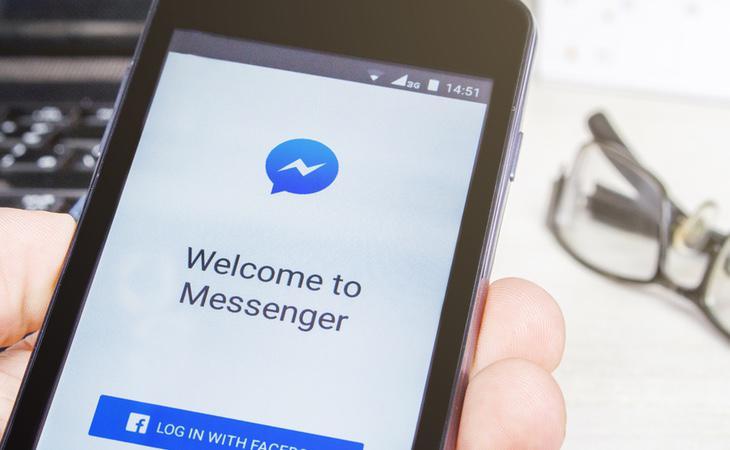 Facebook Messenger ya tiene bots en pruebas instalados