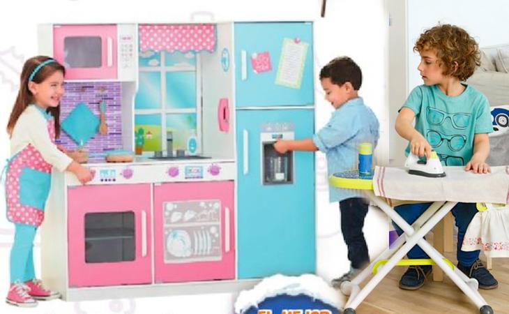 Machismo en los juegos sobre tareas domésticas