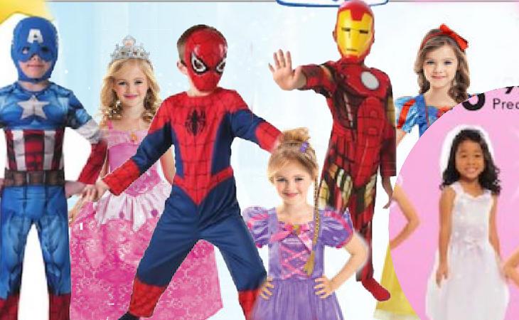 Las niñas no pueden ser superheroínas