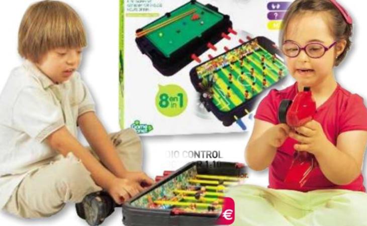 Los niños con discapacidades también tienen derecho a jugar