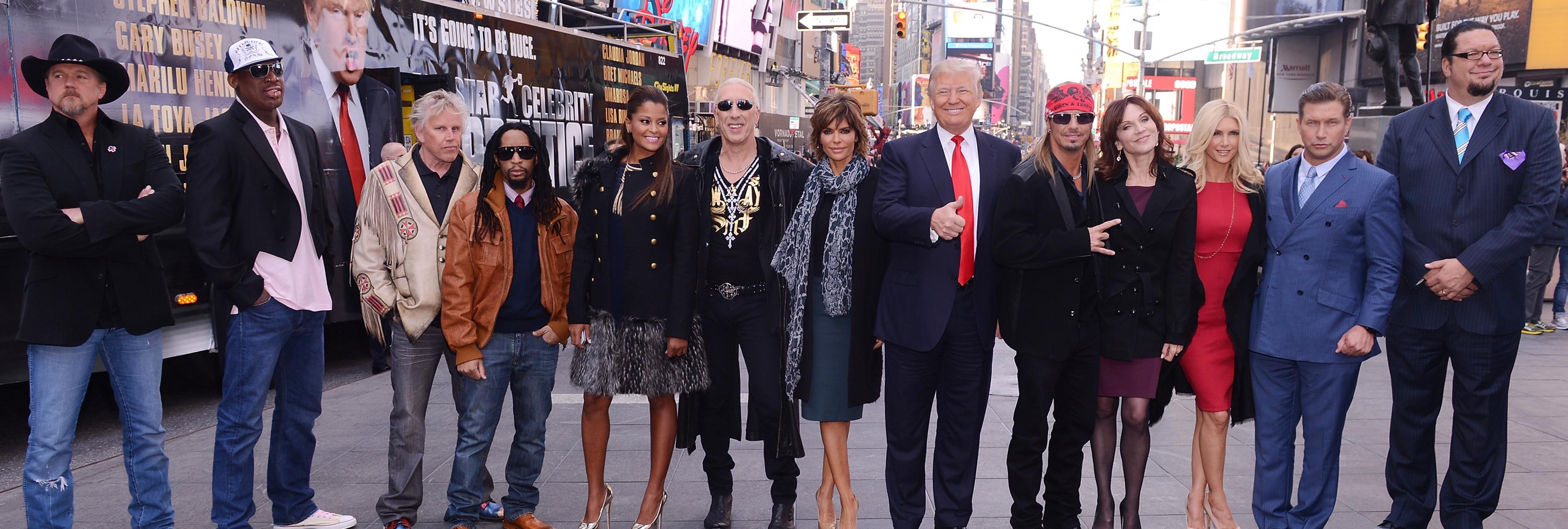 7 artistas que apoyan a Donald Trump