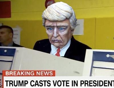 Los mejores memes de las elecciones en Estados Unidos