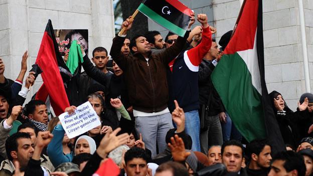 La OTAN, responsable del genocidio libio