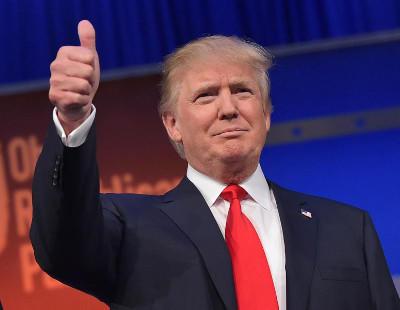 """Las primeras declaraciones de Doland Trump tras su victoria: """"Seré el presidente de todos los americanos"""""""