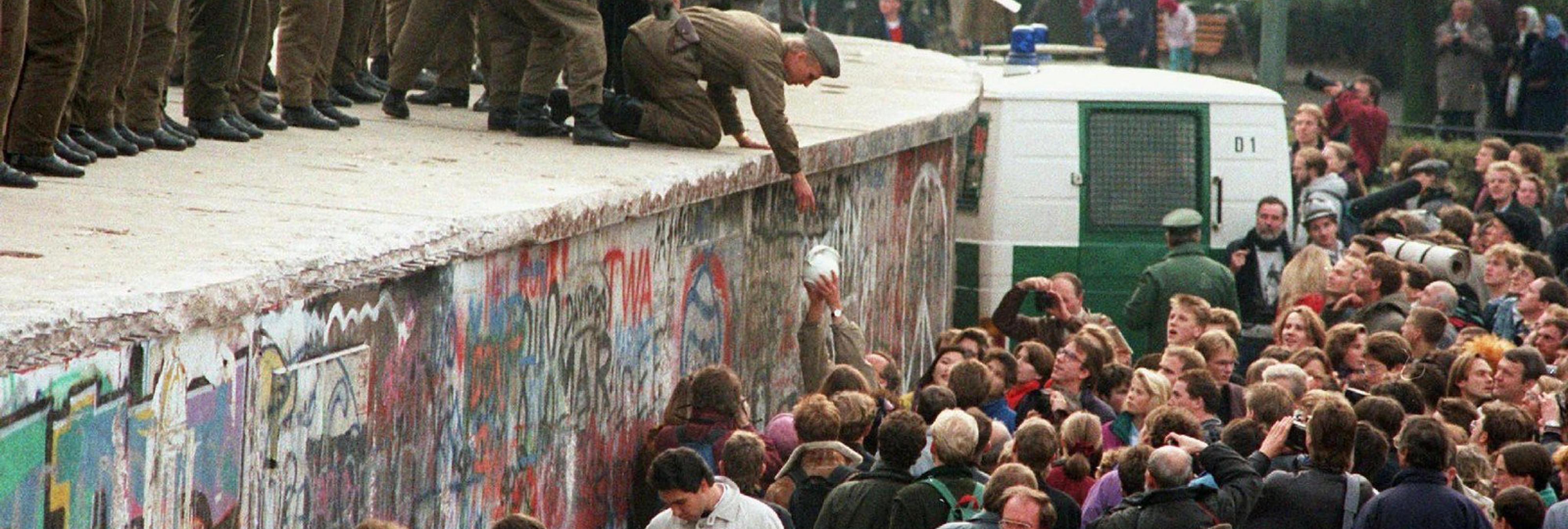 Múnich levanta un muro más alto que el de Berlín para separar a los refugiados