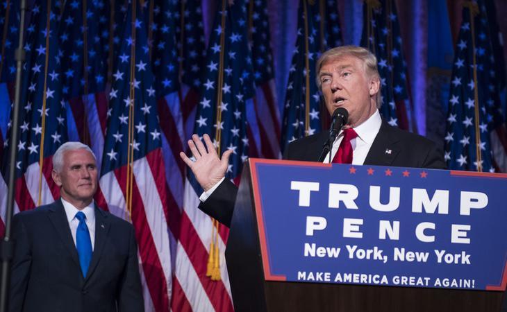 La postura de Trump en este aspecto ha sido muy contradictoria