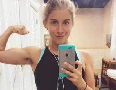 Una joven vegana lleva un año sin usar desodorante pero asegura que no huele gracias a su dieta