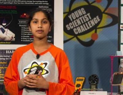 Una niña de 13 años desarrolla un dispositivo para crear energía renovable a un precio increíble