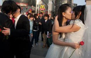 Taiwan podría convertirse en el primer país de Asia que legaliza el matrimonio homosexual