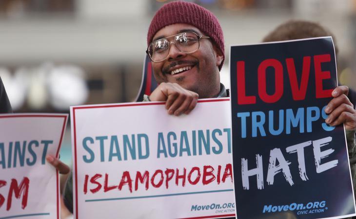 Los discursos de Trump se han caracterizado por su tono racista