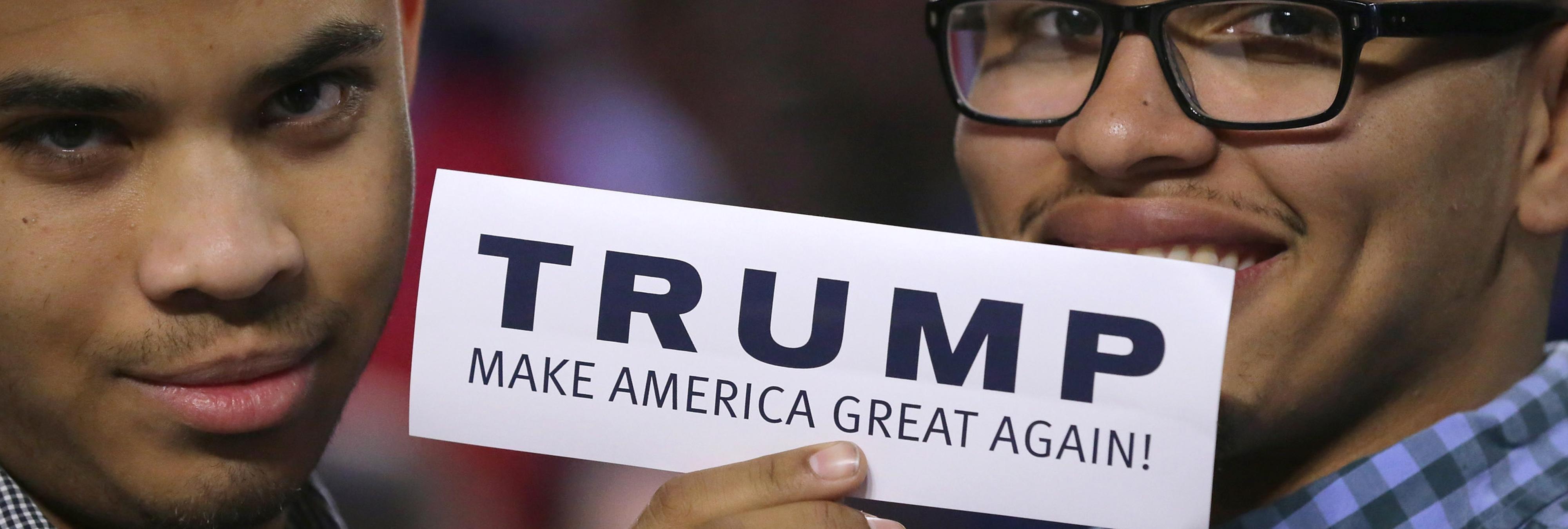 'Soy mujer, musulmana, inmigrante y he votado a Trump': Estos son sus motivos
