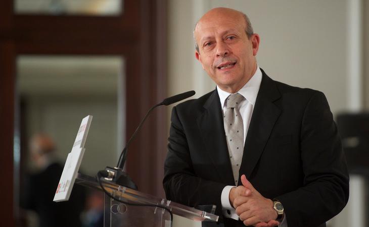 La polémica medida fue iniciativa de Jose Ignacio Wert