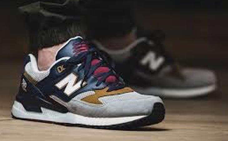 New Balance ha sido la primera gran marca deportiva en apoyar a Trump