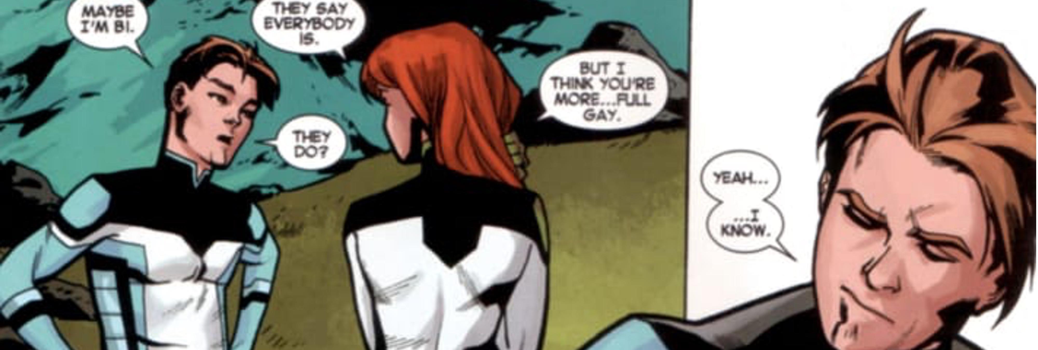 Superhéroes LGTB: cómo han cambiado desde sus inicios hasta ahora
