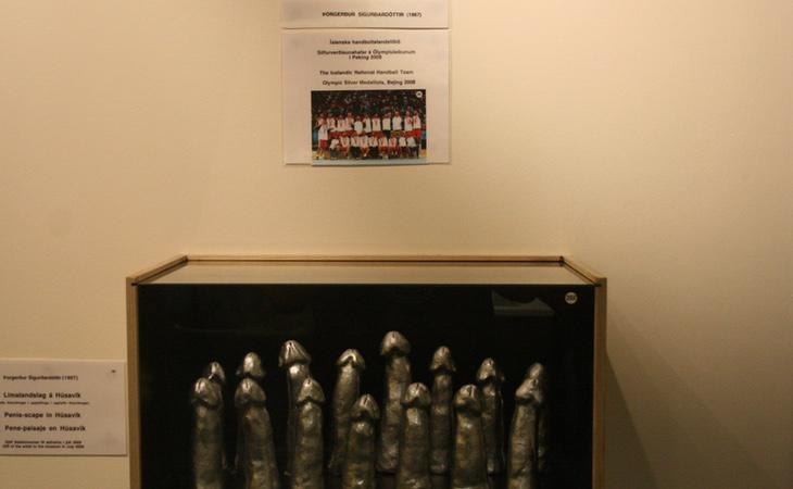 Moldes de los miembros de la selección olímpica de balonmano