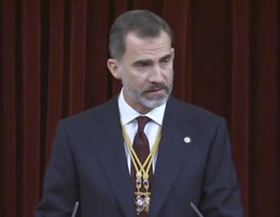 El discurso del Rey en la apertura de la XII Legislatura en 6 temas clave