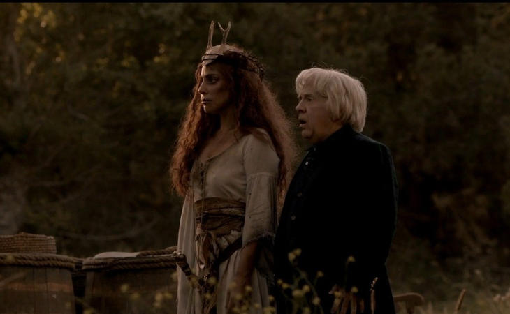 Lady Gaga ha conectado 'Roanoke' con 'Coven'