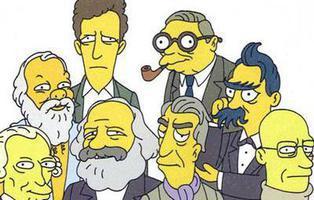 La filosofía en 'Los Simpson', una nueva asignatura universitaria
