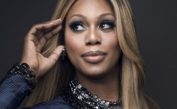 Laverne Cox utiliza su fama para dar mayor visibilidad a la comunidad trans