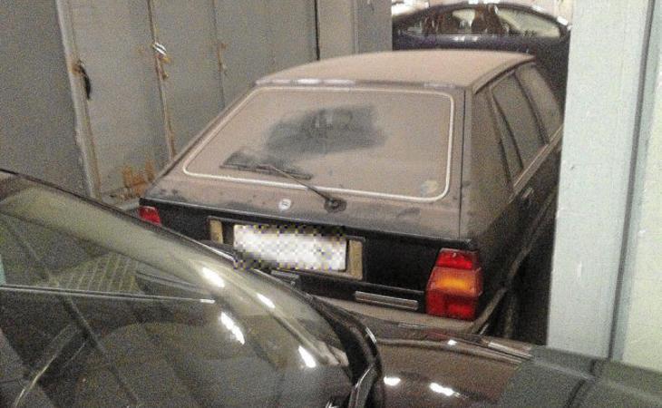 El coche de Rita Barberá, 23 años en el Ayuntamiento de Valencia