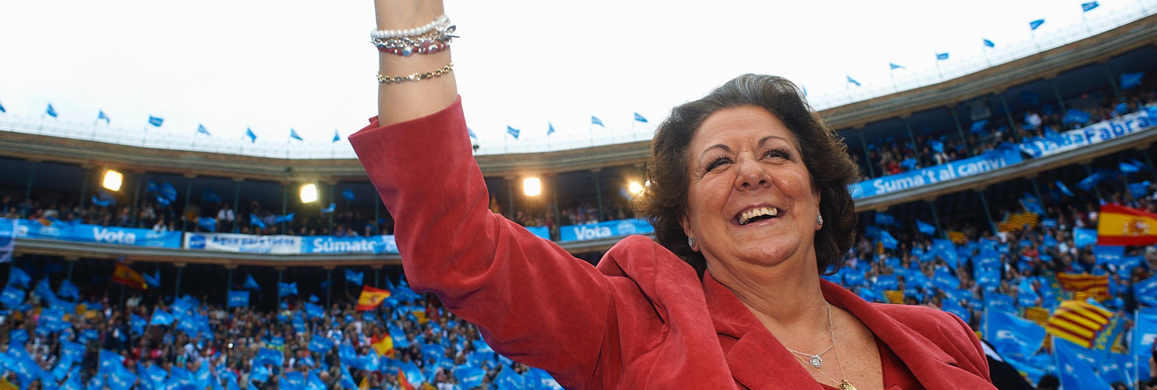Los mejores y más polémicos momentos de Rita Barberá