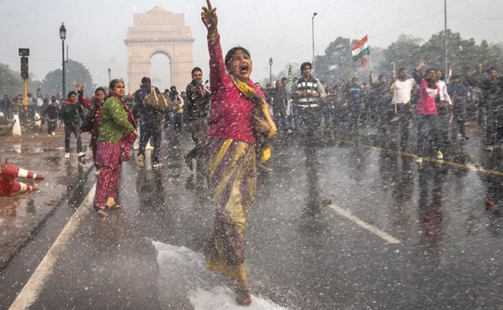 Después de estos casos se sucedieron numerosas protestas en el país