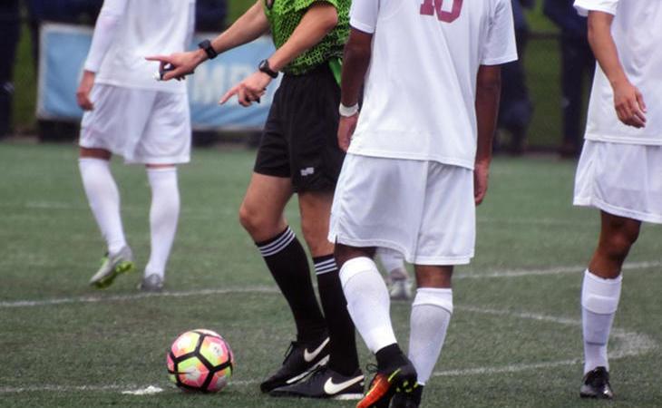 Para el equipo masculino de fútbol de Harvard se ha acabado ya la temporada