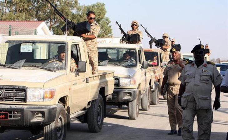 Libia se encuentra en un estado de caos desde la muerte de Gaddafi