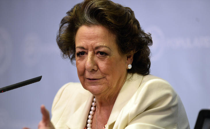 Rita Barberá muere a los 68 años
