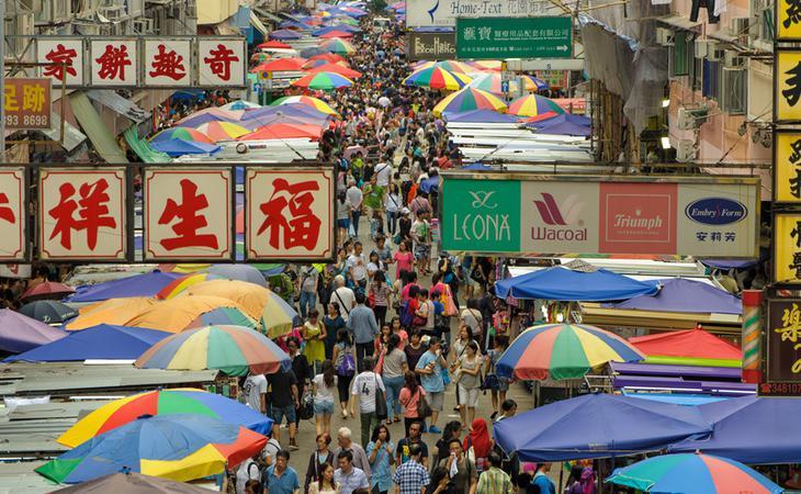 La superpoblación en China puede desembocar en graves problemas alimentarios