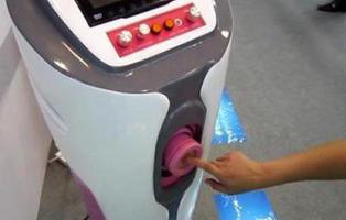 Así es la máquina para extraer esperma que están utilizando los hospitales