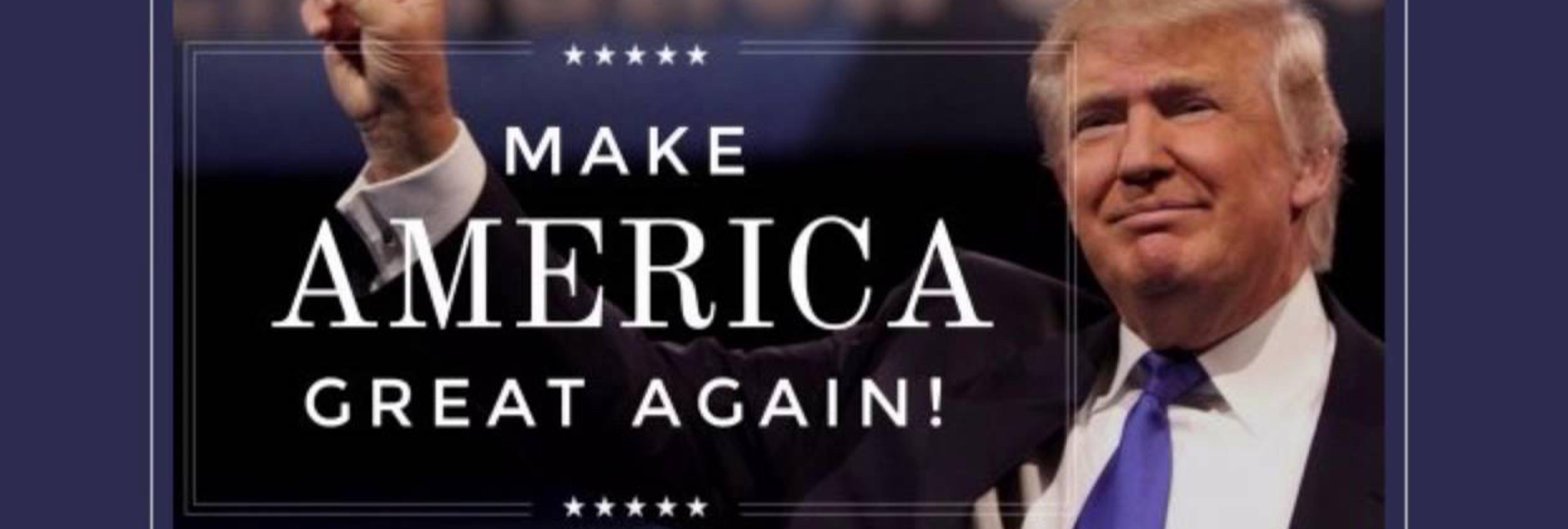 Adolf Hitler prometió lo mismo que Donald Trump: 'Make Germany Great Again'