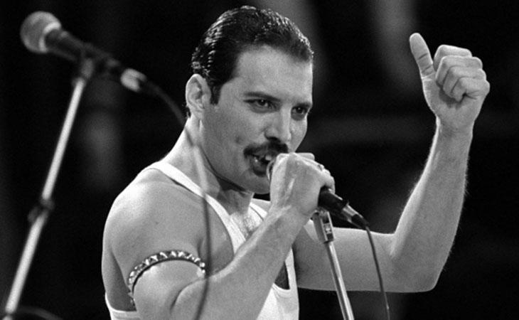 Mercury es considerado una leyenda del rock
